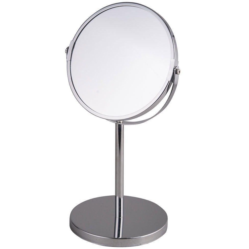 Espelho de Mesa Com Zoom 2 Lados - Pequeno
