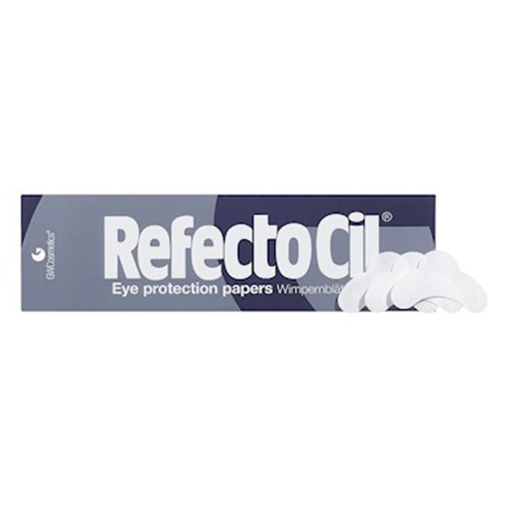 Folha Protetora Para Olhos e Pálpebras Refectocil 96 Unidades