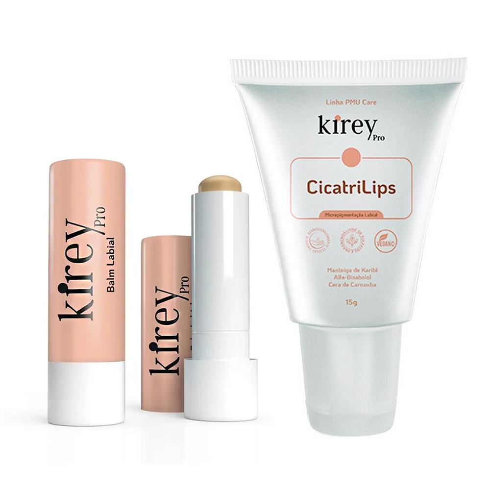 Kit Cicatrilips + Balm Labial Kirey