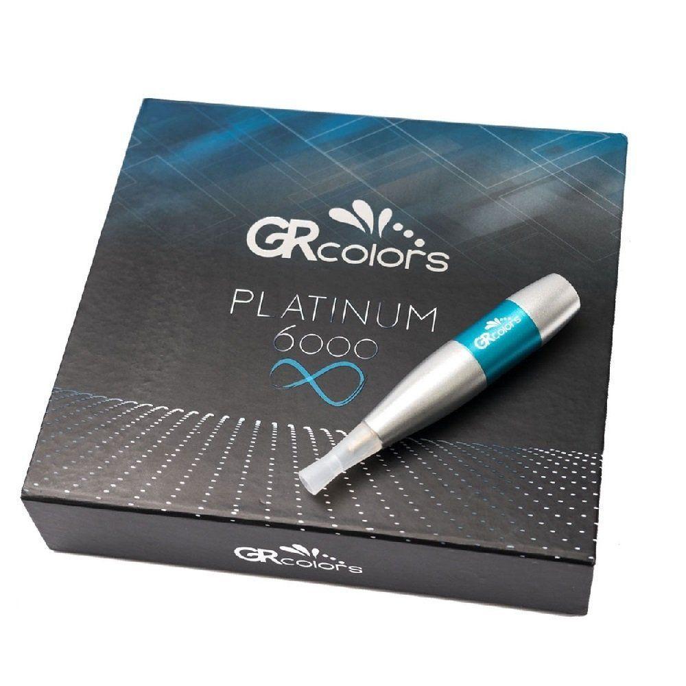 Kit Dermógrafo Platinum 6000