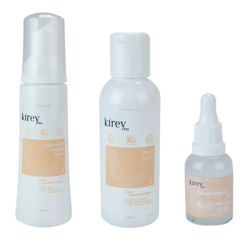 Kit SkinCare Completo Kirey