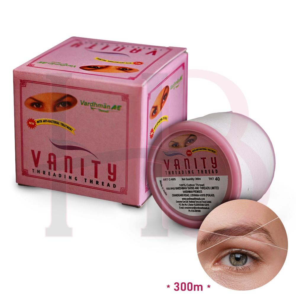 Linha para Depilação Facial Cotton Vanity