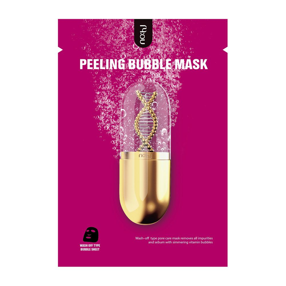 Máscara Facial Peeling Bubble Mask