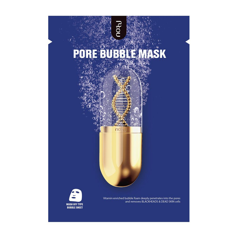 Máscara Facial Pore Bubble Mask