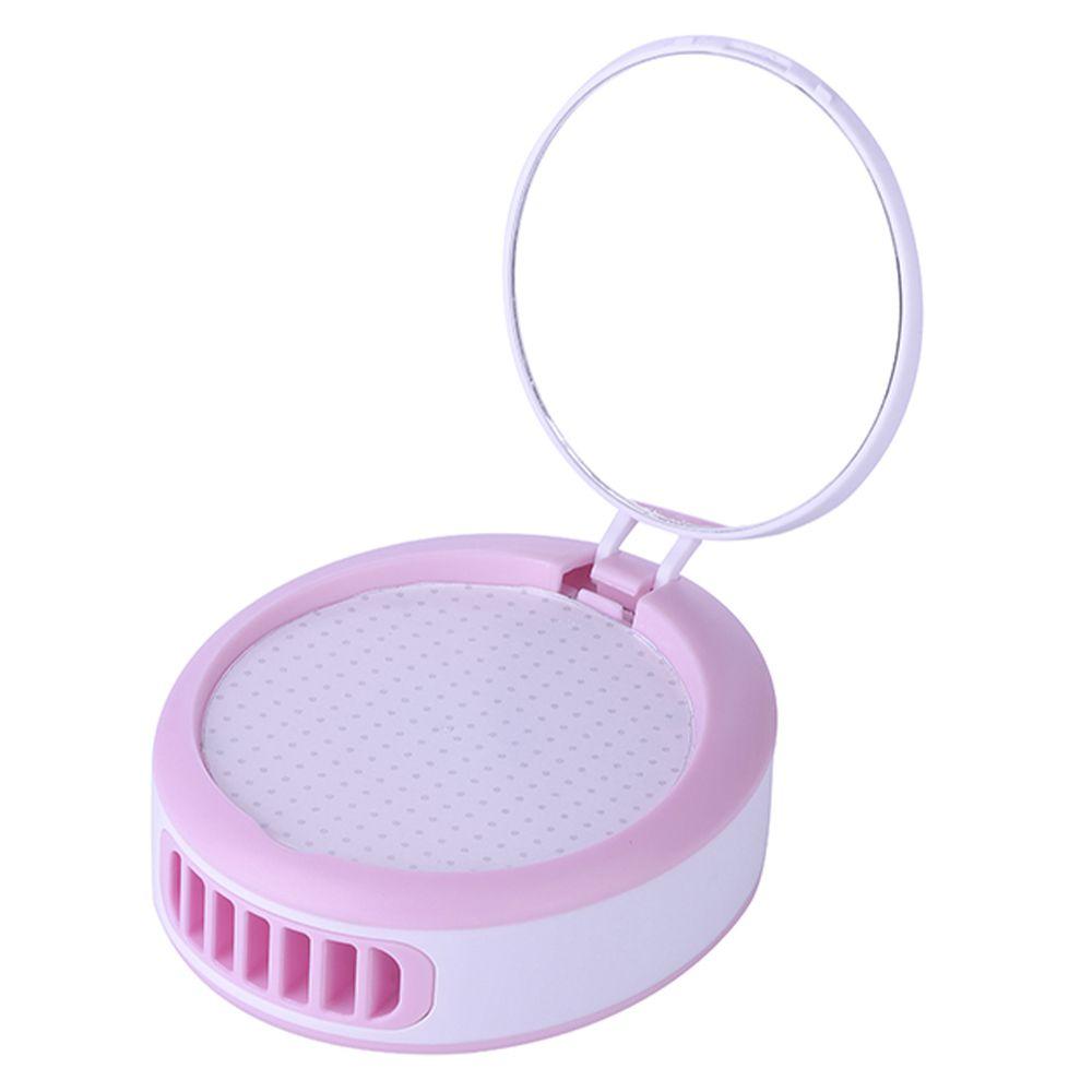 Mini Ventilador com Espelho