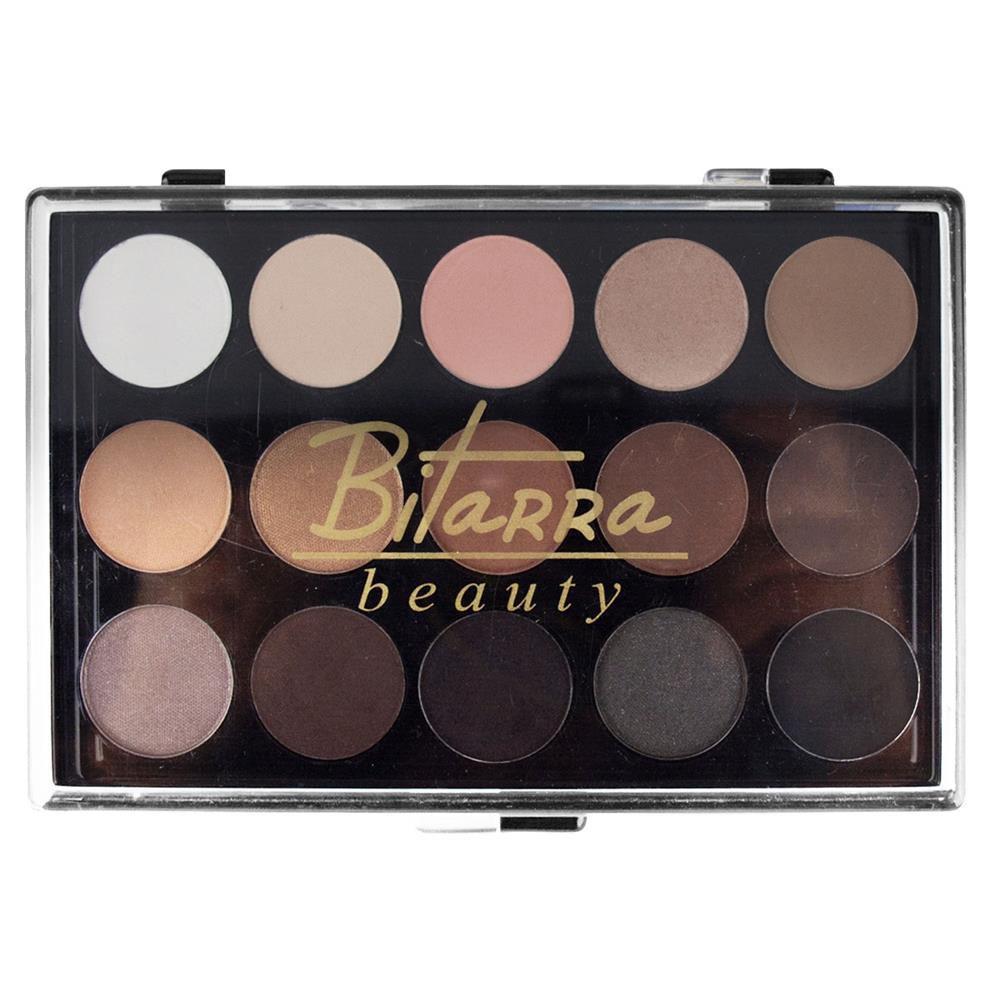 Paleta de Sombras Bitarra Beauty 15 Cores