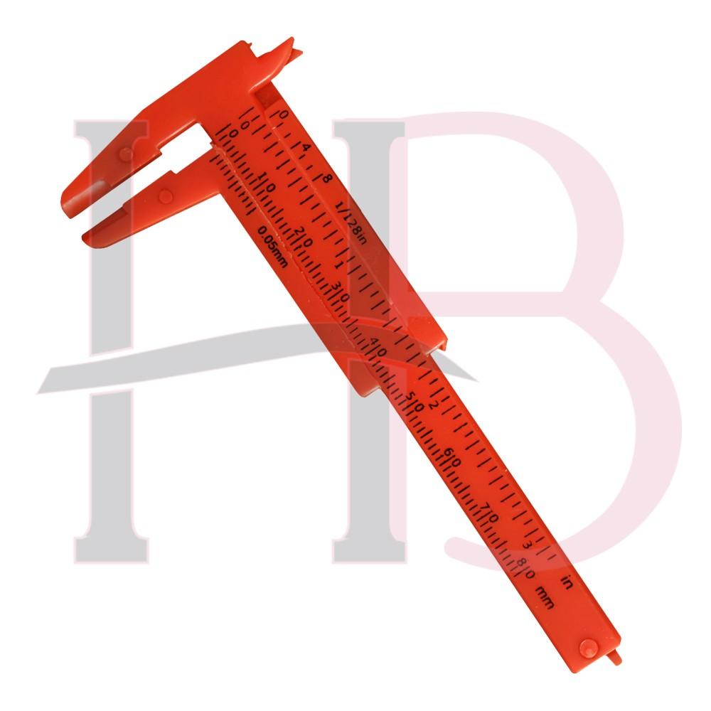 Paquímetro Pequeno Sem Trava 8 cm