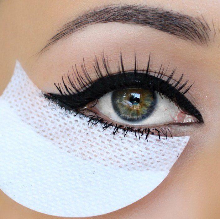 Protetor de Olhos para Maquiagem Shadow Shields - 12 Pares