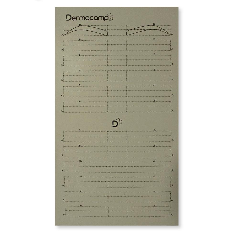 Pele de Treinamento para Desenho Dermocamp