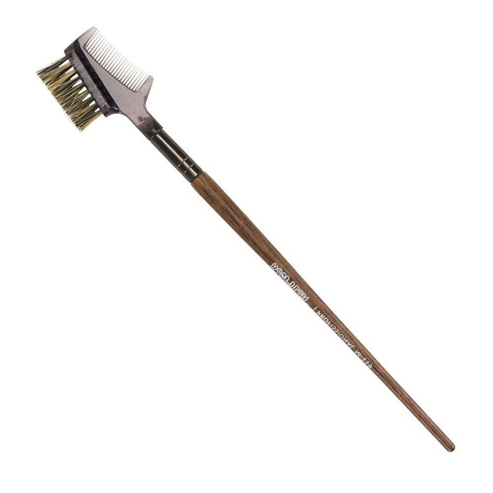 Pente e Escova Para Cílios e Sobrancelhas M-119 - Macrilan
