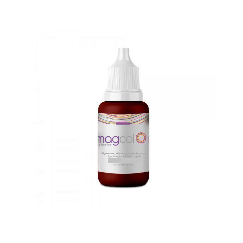 Pigmento Mag Color Castanho Avermelhado - 15 ml