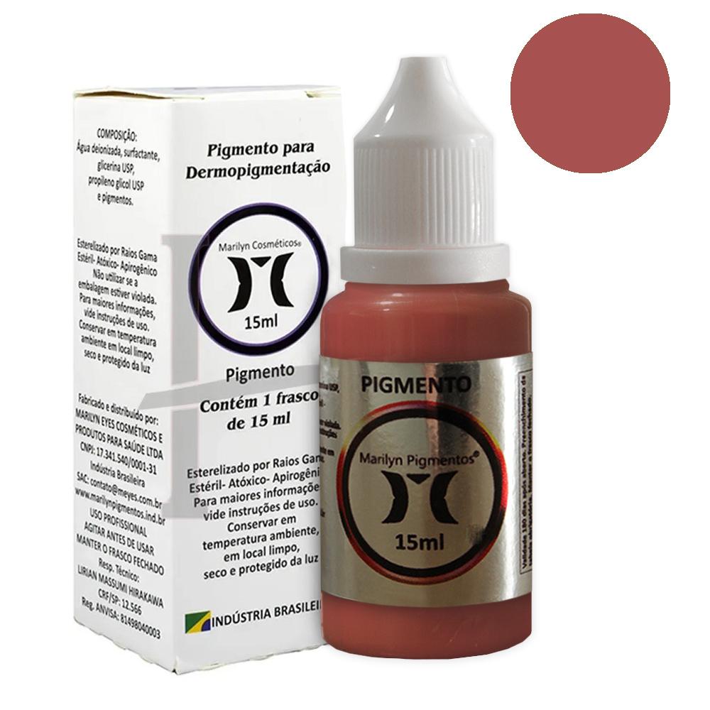 Pigmento Marilyn Coral II - 15 ml