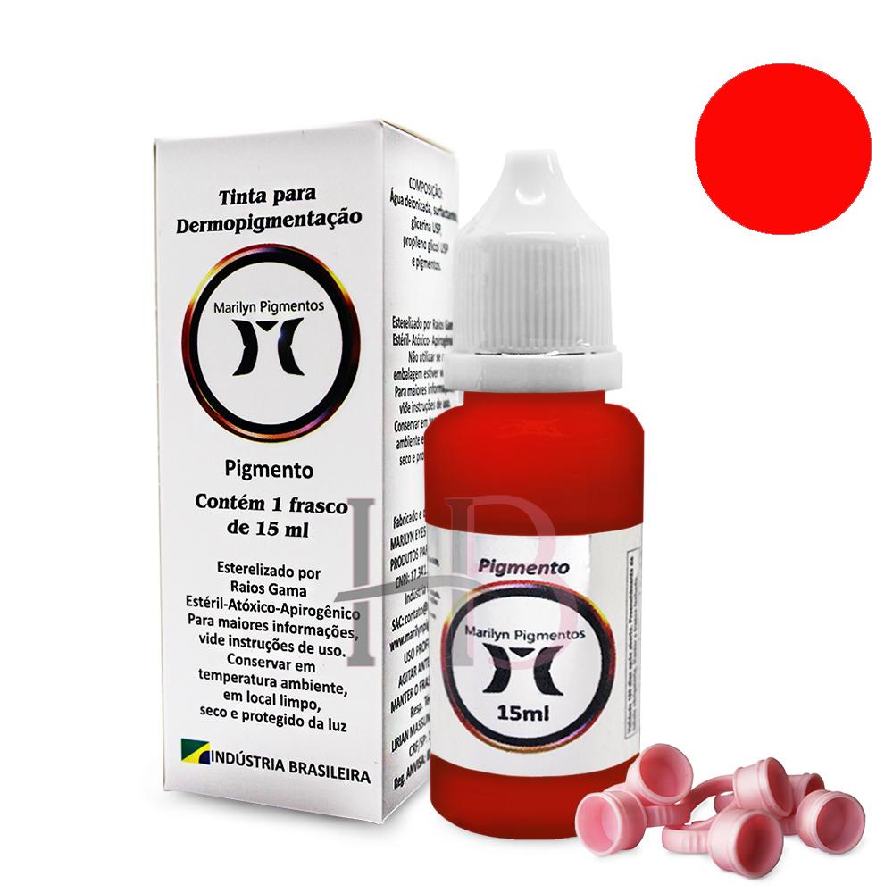 Pigmento Marilyn Mandarin - 15 ml