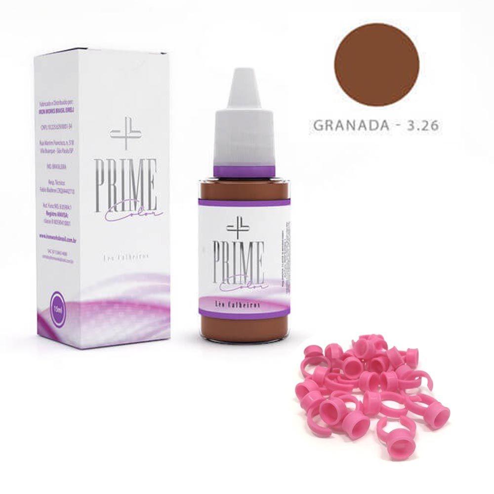 Pigmento Prime Color Leo Calheiros - Granada