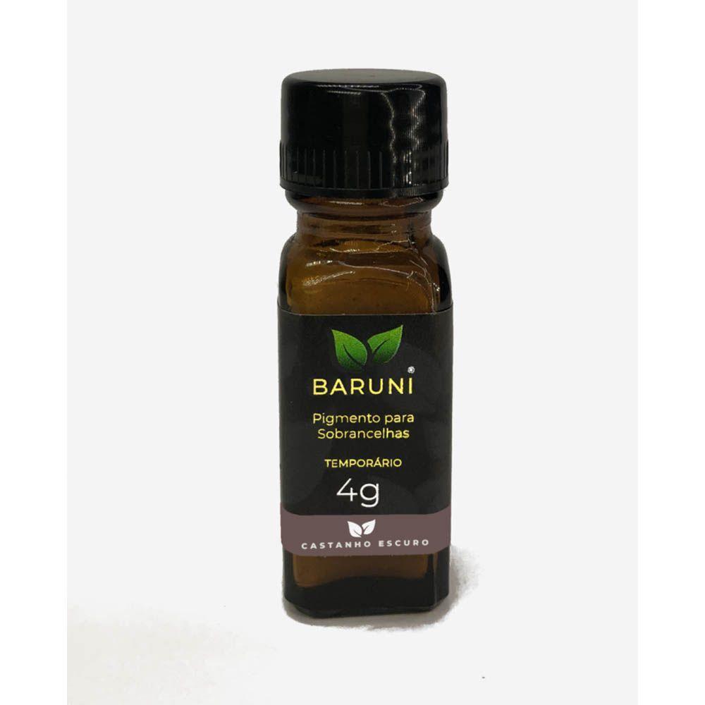 Henna Pigmento Temporário Baruni 4g