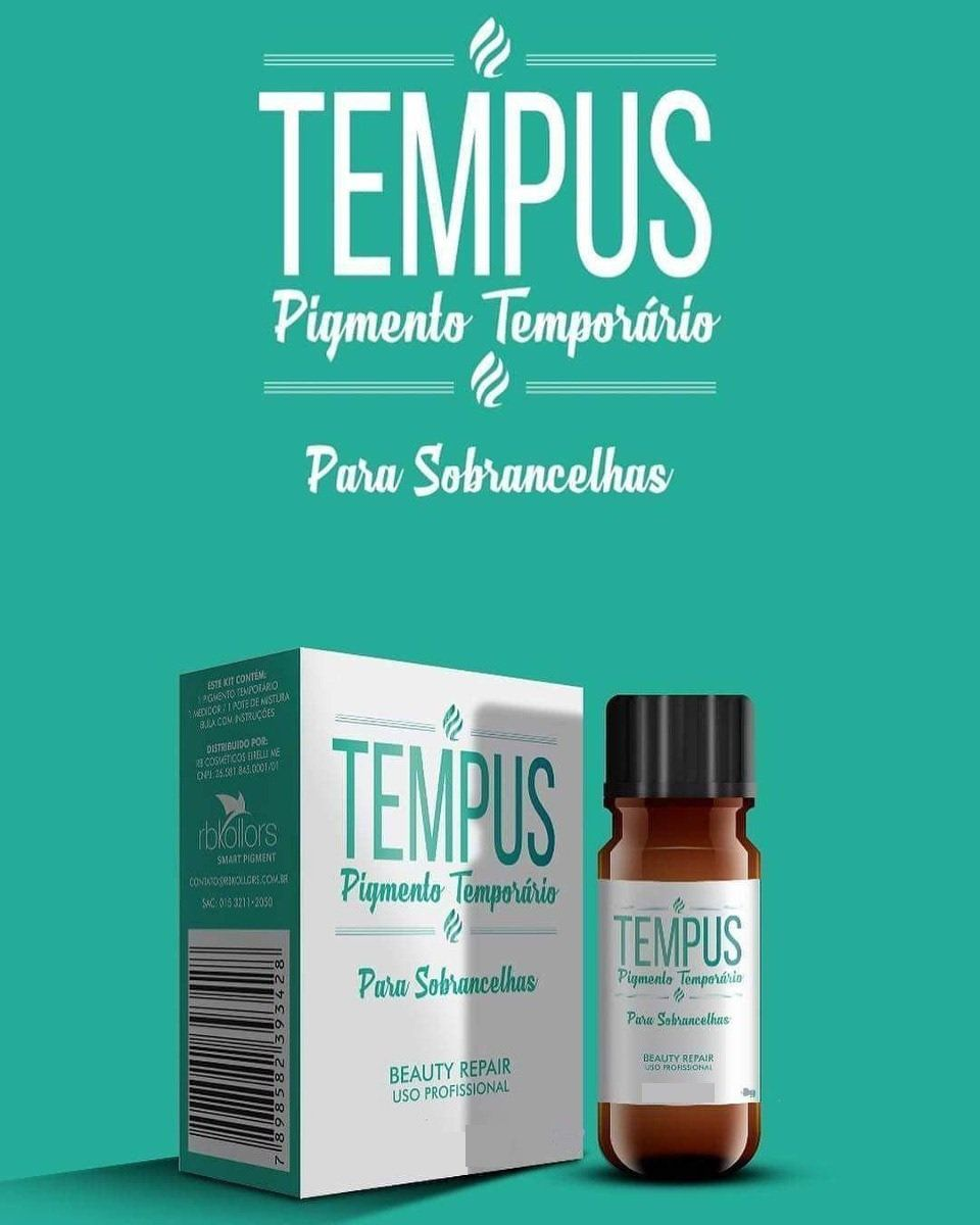 Pigmento Temporário Tempus - 4g