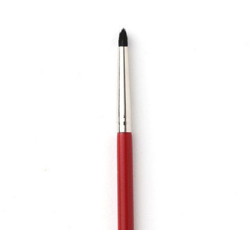 Pincel Lápis de Precisão Luv Beauty - Cerdas Naturais LP64