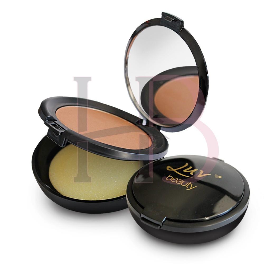 Pó Compacto para Contorno Luv Beauty - 06