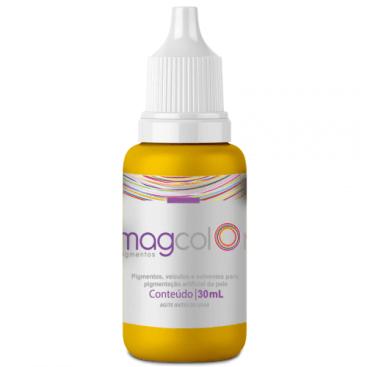 Promoção Pigmento Mag Color Mostarda - 15 ml - Validade 09/2020