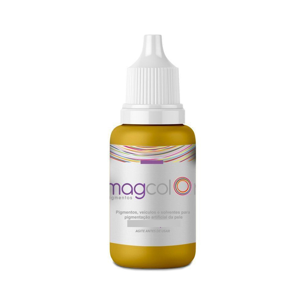 Promoção Pigmento Mag Color Ocre - 15  - Validade 09/2020