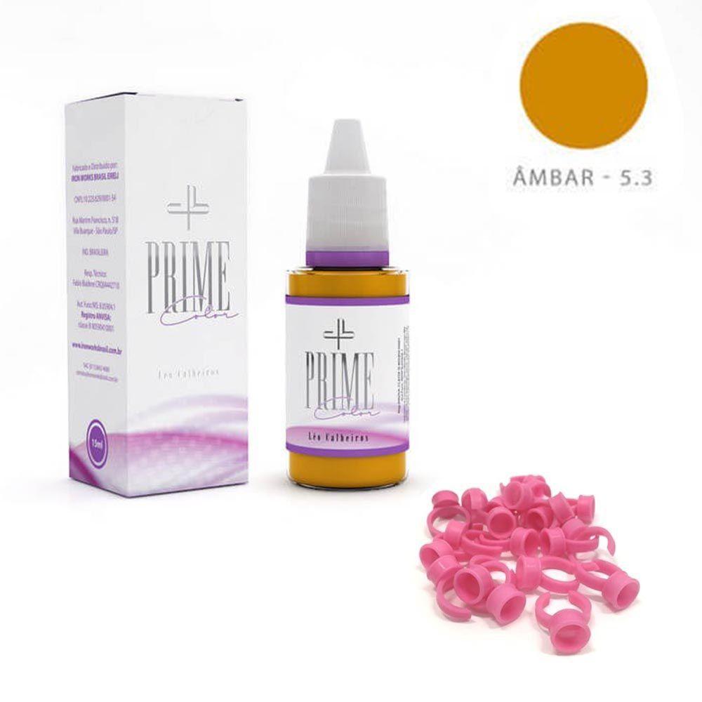 Promoção Pigmento Prime Color Leo Calheiros Ambar - Validade 05/2020