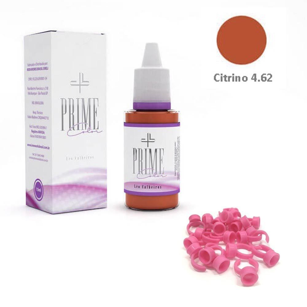 Promoção Pigmento Prime Color Leo Calheiros Citrino - Validade 05/2020