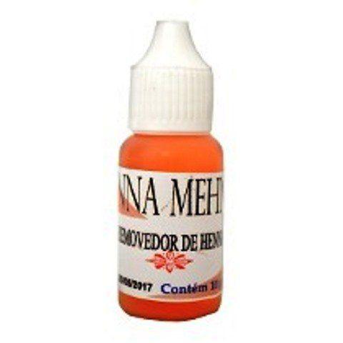 Removedor de Henna Mehind 10 ml