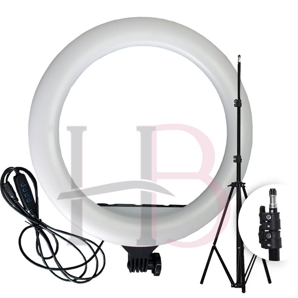 Ring Light Led Iluminador de 36 cm / 14