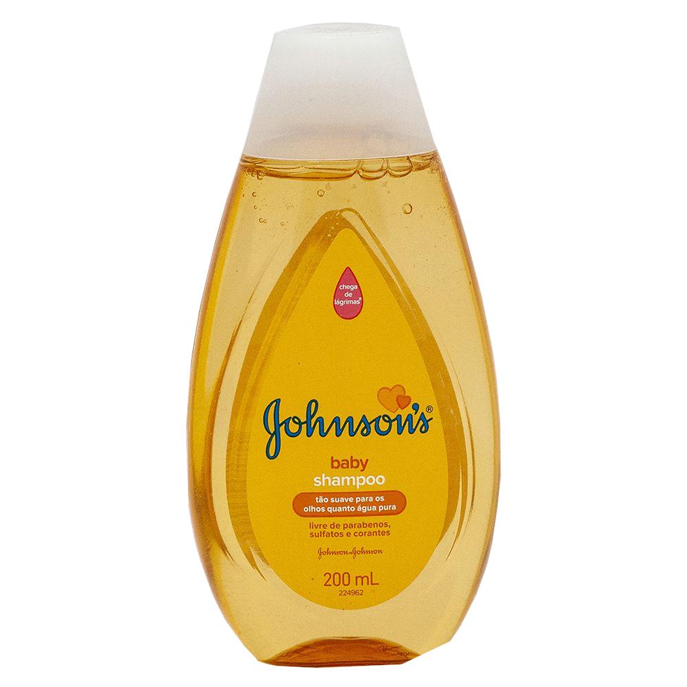 Shampoo Johnson's Baby - 200ml