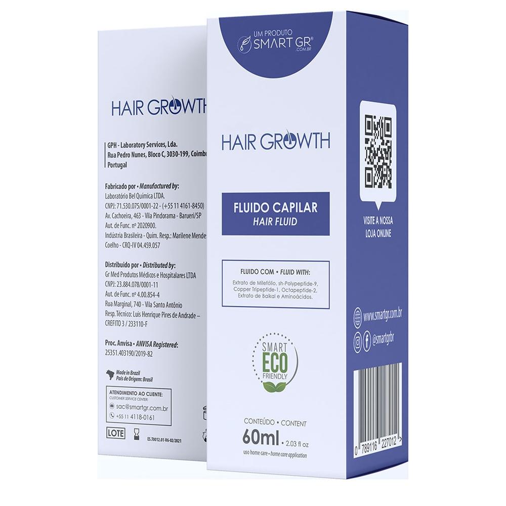 Smart Hair Growth - Home Care - 60 ml