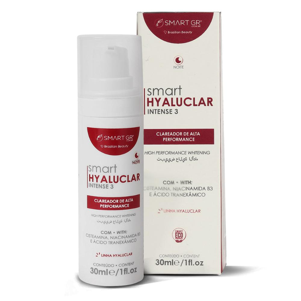 Smart Hyaluclar Intense 3 - Clareador - 30ml