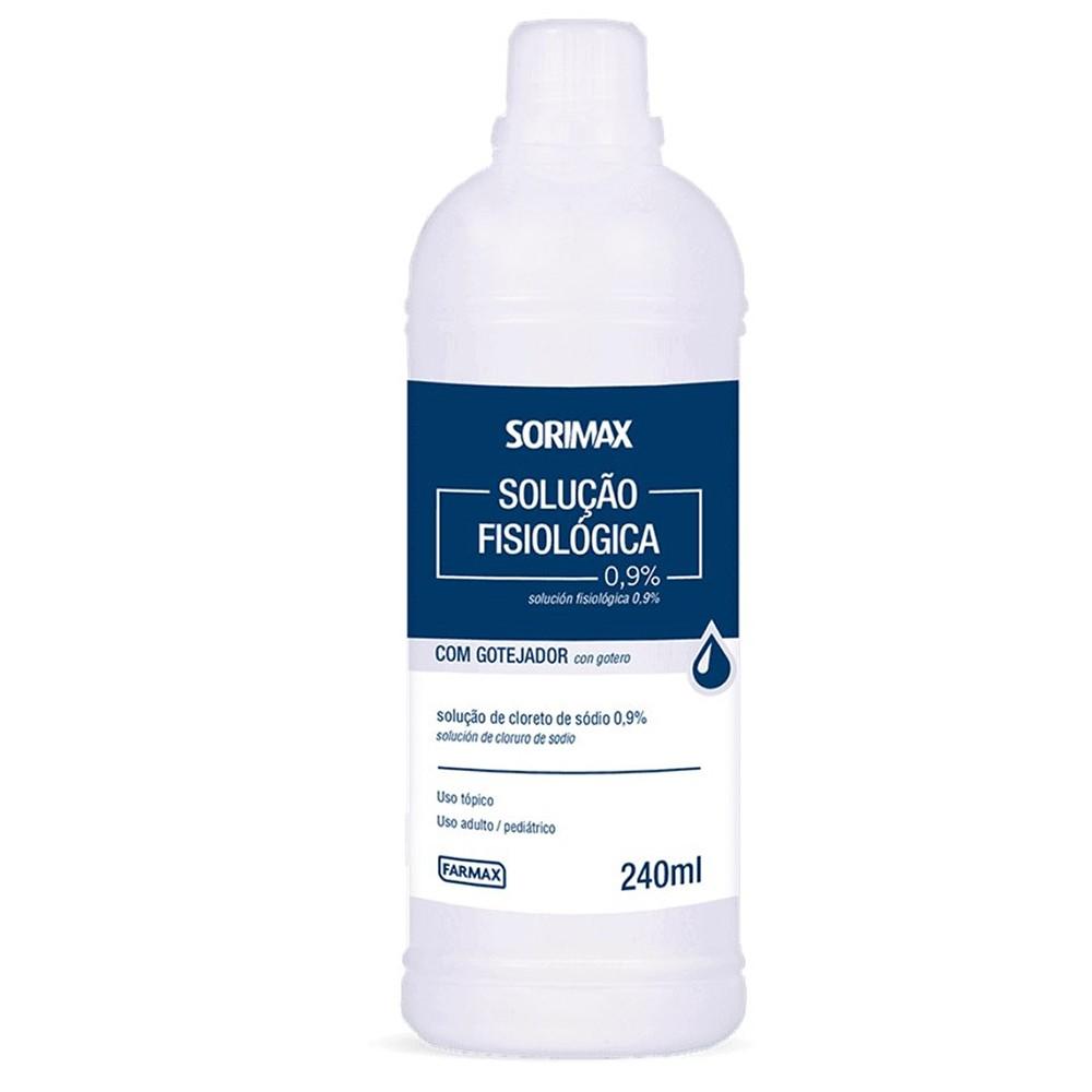 Solução Fisiológica 250 ml