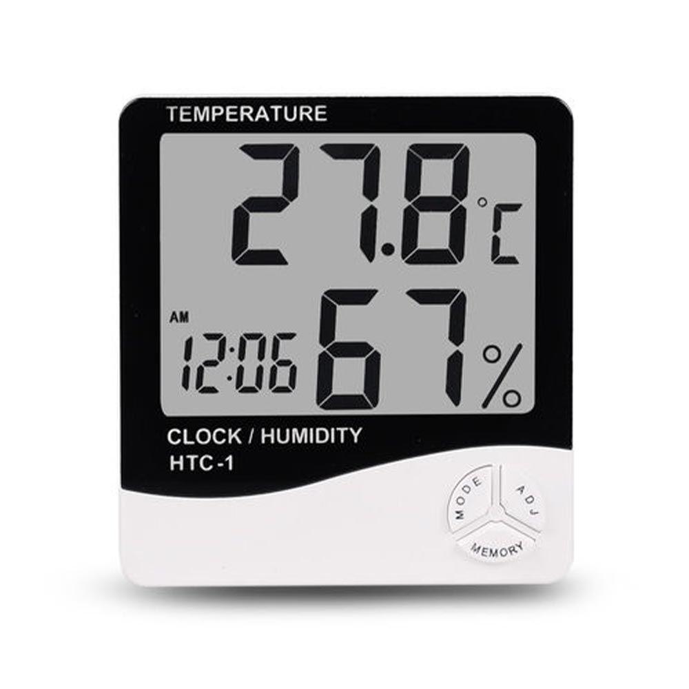 Termo Higrômetro Digital Series - Modelo HTC-1