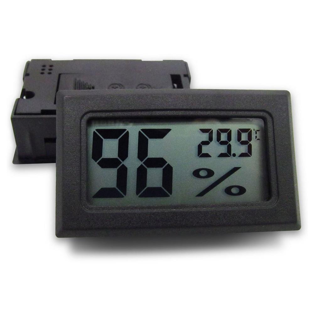 Termo Higrômetro Mini Medidor de Umidade