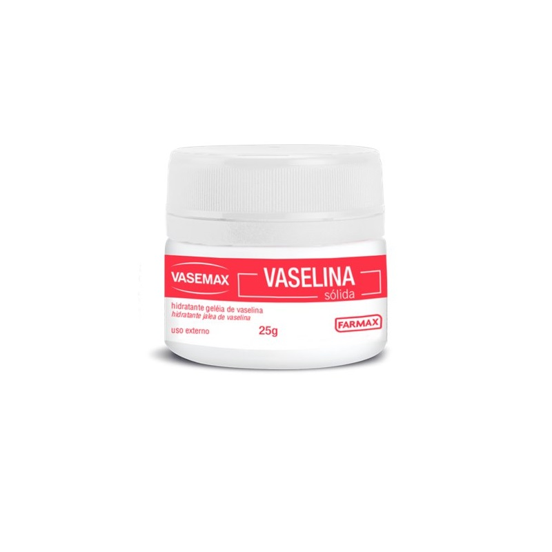 Vaselina Sólida 25 gr