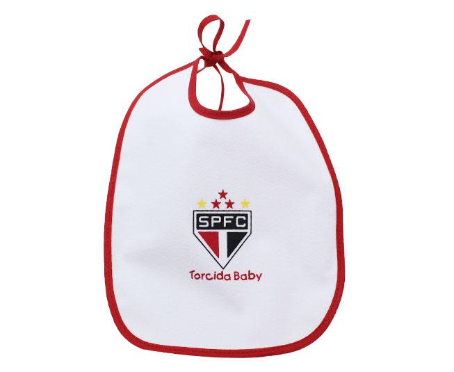 Babador São Paulo Torcida Baby