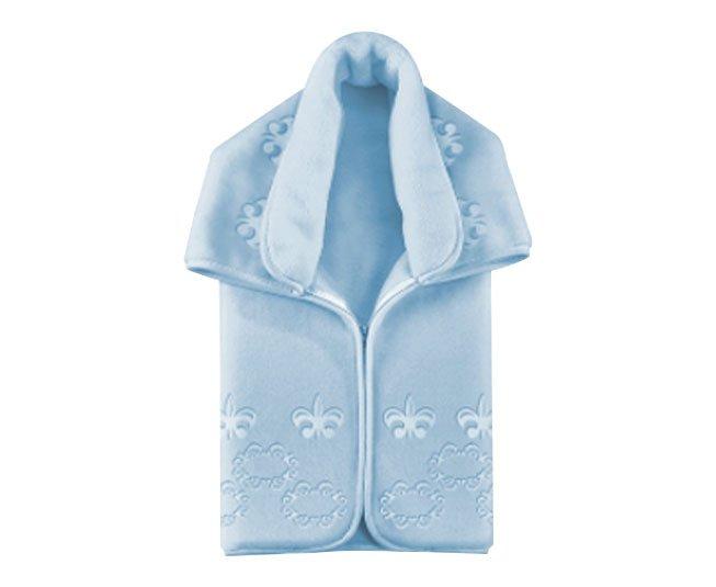 Baby Sac  Colibri Premium Relevo Royale Azul