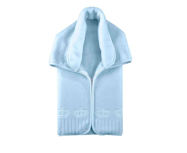 Baby Sac Colibri Premium Relevo Unique Azul