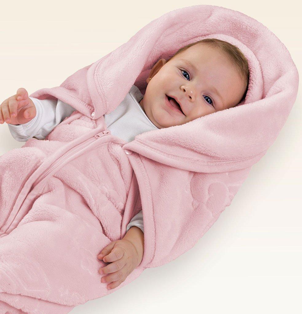 Baby Sac Jolitex Rosa