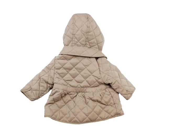 Abrigo Blusa de Inverno Infantil Feminino Tip Top
