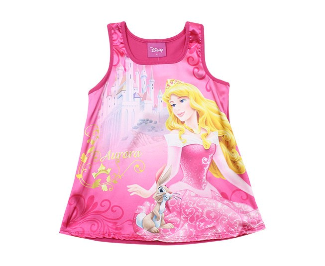 Blusa Feminina Aurora Princesa Disney Brandili