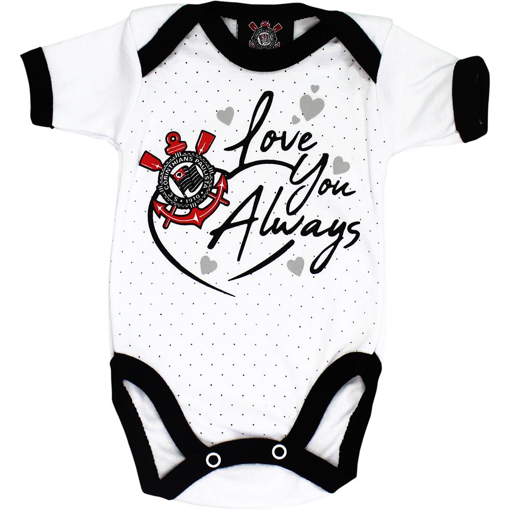 Body Corinthians Bebê Love You Always