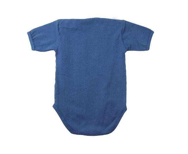 "Body  ""Estive Preso Por  9 Meses"" Azul Minilab"