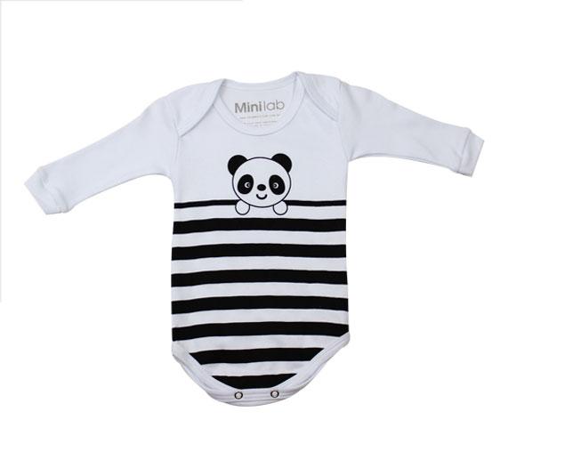 Body Masculino Panda Minilab