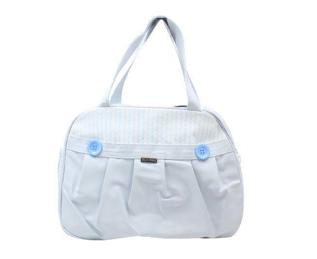 Bolsa Maternidade Azul Style Baby