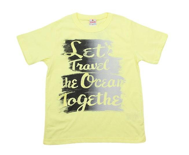 Camiseta Amarela
