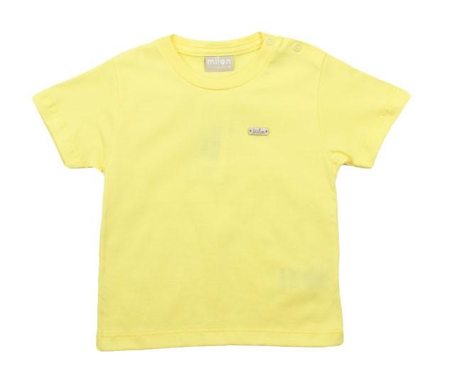 Camiseta Amarela Milon