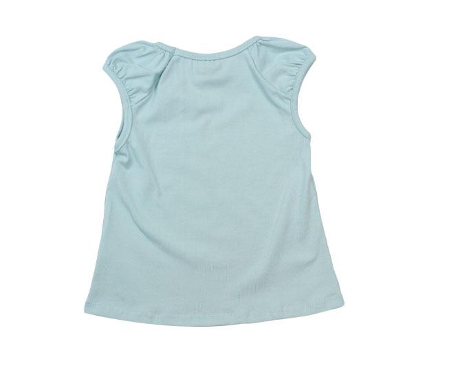 Camiseta Azul Milon