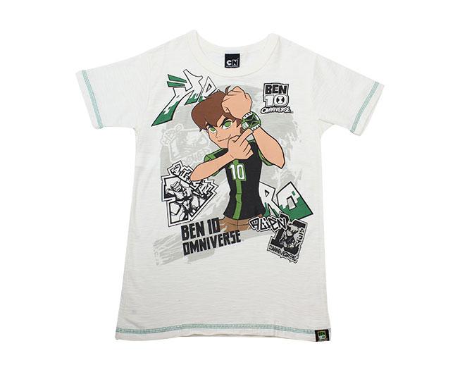Camiseta Ben 10 Omniverse Malwee