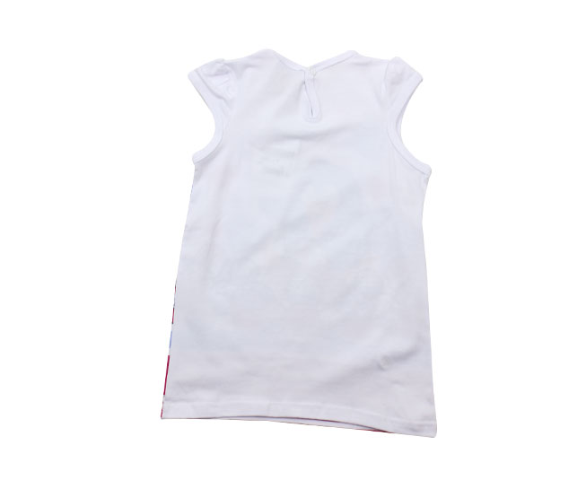 Camiseta Branca Galinha Pintadinha Malwee